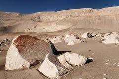 muerto Peru petroglify Toro Obrazy Royalty Free