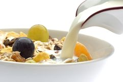 Muesli Royalty Free Stock Photo