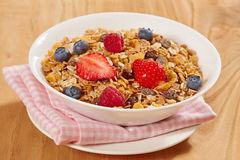 Muesli Stock Photos