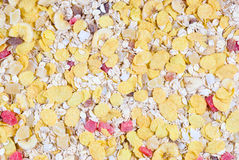 Muesli Royalty Free Stock Photography