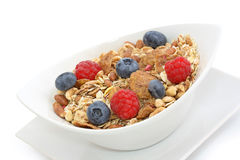 Muesli Stockfotos