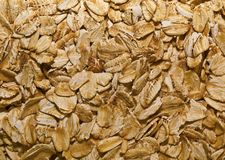 Muesli as background Royalty Free Stock Photo