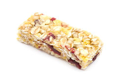 Muesli bar Stock Image