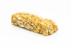 Muesli bar Obrazy Royalty Free