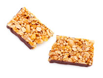 Muesli Bar Royalty Free Stock Photo