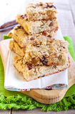 Muesli bars Royalty Free Stock Photography