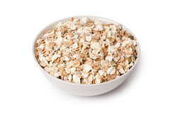 Muesli in bowl Stock Photography