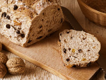 Muesli Bread Stock Photos