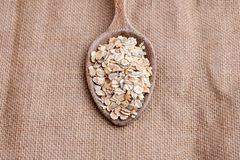 Muesli cereal Stock Photo
