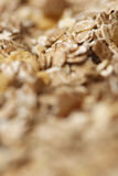 Muesli closup background Royalty Free Stock Image