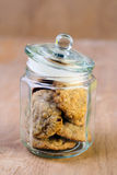 Muesli cookies Royalty Free Stock Photography