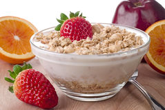 Muesli Meal Royalty Free Stock Photography