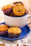 Muesli muffins Stock Photos