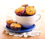 Muesli muffins Stock Photo