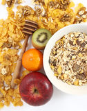 Muesli still life Royalty Free Stock Photo