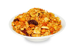 Muesli. Royalty Free Stock Photo