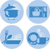 Muestra 01 del alimento Imagen de archivo