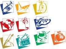 Muestra Imágenes de archivo libres de regalías