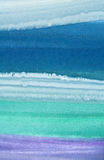 Muestra abstracta de la pintura foto de archivo