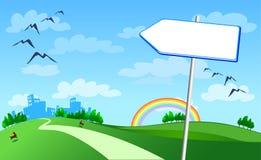 Muestra Arrow-shaped libre illustration