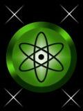 Muestra atómica Imagen de archivo libre de regalías