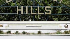 Muestra de Beverly Hills almacen de video