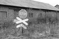 Muestra de camino imagenes de archivo