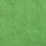 Muestra de cuero verde Foto de archivo