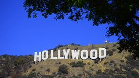 Muestra de Hollywood almacen de video