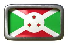 Muestra de la bandera de Burundi libre illustration