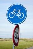 Muestra de la bicicleta Foto de archivo