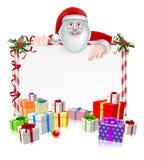 Muestra de la Navidad Fotografía de archivo libre de regalías