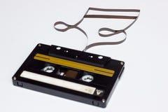 Muestra de la nota de la música Foto de archivo libre de regalías