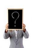 Muestra de la pregunta Fotografía de archivo libre de regalías