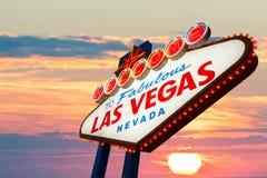 Muestra de Las Vegas Fotos de archivo libres de regalías