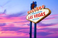Muestra de Las Vegas foto de archivo libre de regalías