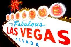 Muestra de Las Vegas Fotografía de archivo