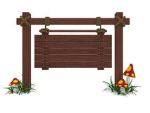 Muestra de madera Imagen de archivo libre de regalías
