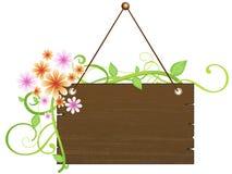 Muestra de madera rústica Imagen de archivo libre de regalías