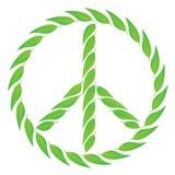 Muestra de paz Imagenes de archivo