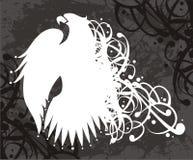 Muestra del águila del vector Foto de archivo