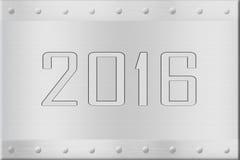 Muestra del Año Nuevo ilustración del vector