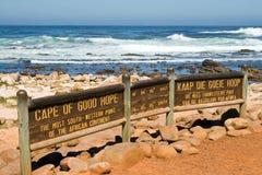 Muestra del Cabo de Buena Esperanza Fotografía de archivo