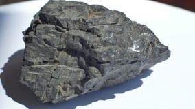 Muestra del carbón bituminoso metrajes