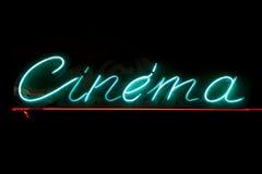 Muestra del cine Foto de archivo
