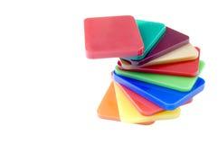 Muestra del color Fotografía de archivo libre de regalías