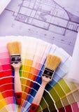 Muestra del color imagen de archivo
