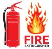 Muestra del extintor libre illustration