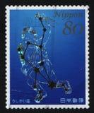 Muestra del zodiaco de la constelación Fotos de archivo