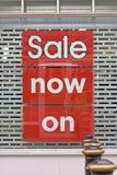 Muestra gráfica de la ?venta? Imagen de archivo libre de regalías